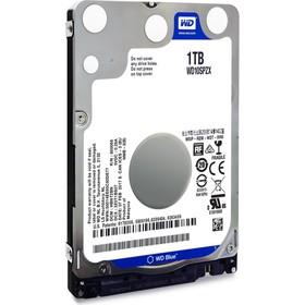 Жесткий диск WD Blue 1Tb (WD10SPZX) SATA-III