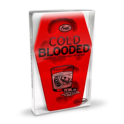 Форма для льда Cool Blooded - Фото 1
