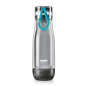 Бутылка Zoku Active, голубая, 475 мл
