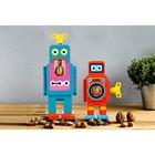 Орехокол мини Robot, красный - Фото 4