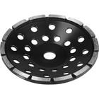 Чашка ЗУБР 33373-180, алмазная, сегментная, однорядная, высота 22,2мм, 180 мм