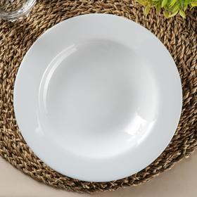 Тарелка суповая Luminarc Evolution, 470 мл, d=22 см