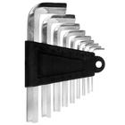 Набор ключей шестигранных LOM, 1.5 - 10 мм, 9 шт.