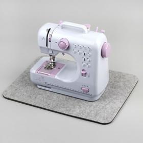 Коврик под швейную машину, цвет серый Ош