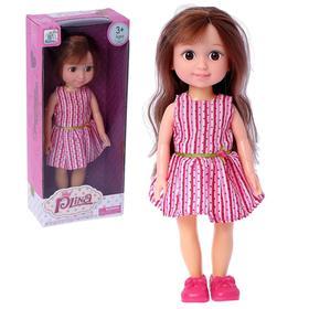 Кукла классическая «Маша», в платье, МИКС Ош
