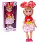 Кукла «Лиза» в платье МИКС