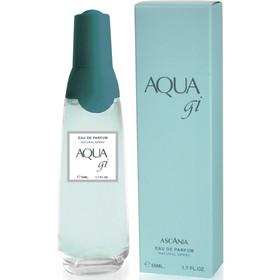 Парфюмированная вода женская Aqua gi EDP, 50 мл