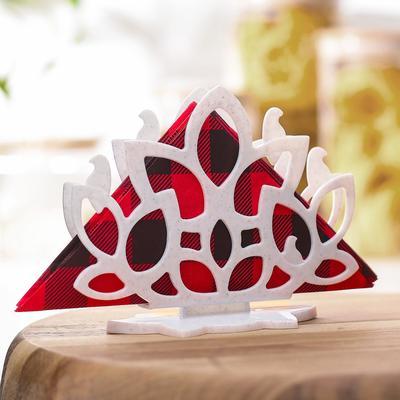 Салфетница «Камелия», цвет МИКС - Фото 1
