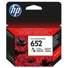 Картридж струйный HP 652 F6V24AE многоцветный для HP DJ IA 1115/2135/3635/4535/3835/4675 (200стр.)