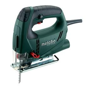 Лобзик электрический Metabo STEB 70 Quick, 570Вт, 900-3300х/мин, кейс