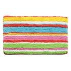 Коврик для ванной, комнаты 50х80 см Summer stripes