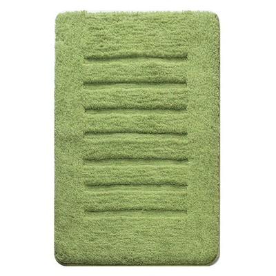 Коврик для ванной, комнаты 50х80 см green lines