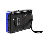 """Радиоприемник """"Сигнал"""" РП-222, 220 В, аккумулятор 400 мАч, USB, SD, дисплей - Фото 4"""