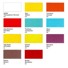 Краска витражная, для стекла и керамики, 25 мл, цвет 13 - Фото 3
