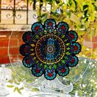 Краска витражная, для стекла и керамики, 25 мл, цвет 13 - Фото 4