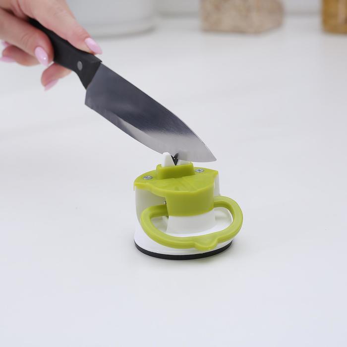 Ножеточка на присоске, цвет МИКС