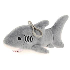 Мягкая игрушка «Акула Блад», 18 см, МИКС