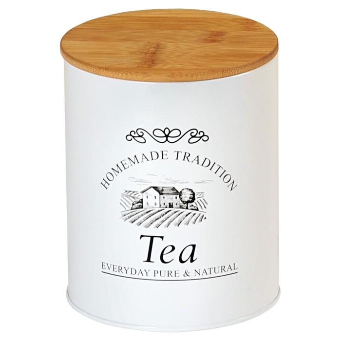 Банка Tea, d=11 см, высота 13,5 см, 2 л