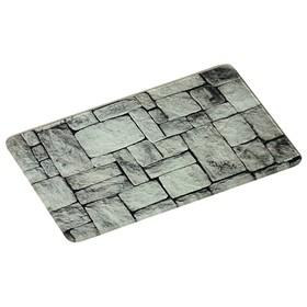 Доска разделочная «Камни», 23,5 х 14,5 х 0,7 см