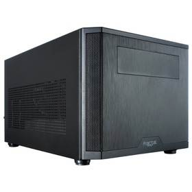 Корпус Fractal Design Core 500 ,без БП, miniITX, черный