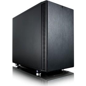 Корпус Fractal Design Define Nano S, без БП, ITX, черный