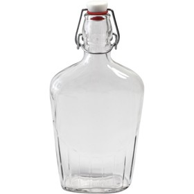 Бутылка с крышкой, объём 500 мл