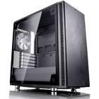 Корпус Fractal Design Define Mini C TG, без БП, mATX, черный - Фото 1