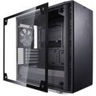 Корпус Fractal Design Define Mini C TG, без БП, mATX, черный - Фото 3