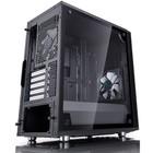 Корпус Fractal Design Define Mini C TG, без БП, mATX, черный - Фото 6