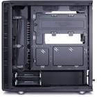 Корпус Fractal Design Define Mini C TG, без БП, mATX, черный - Фото 9