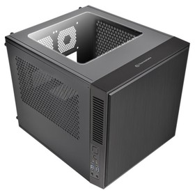 Корпус Thermaltake Suppressor F1, без БП, miniITX, черный