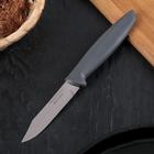 Нож для овощей Tramontina Plenus, лезвие 7,5 см, сталь AISI 420
