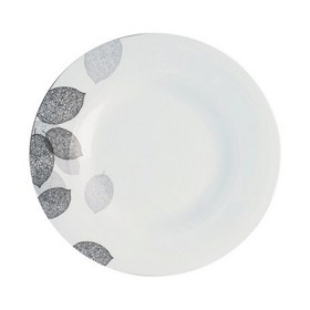 Тарелка десертная Bosqua Platina, 18,5 см