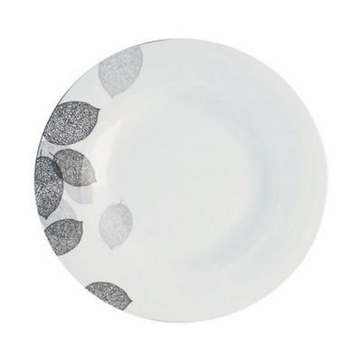 Тарелка десертная Bosqua Platina, 18,5 см - Фото 1