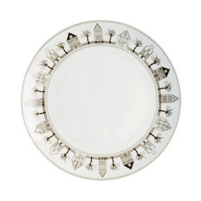 Тарелка десертная Saragossa, 20,5 см - Фото 1