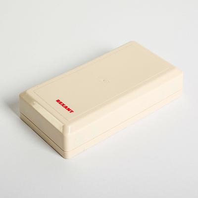 Коробка монтажная Rexant 04-0111, под 1 плинт