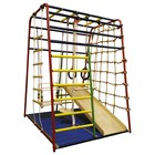 Детский спортивный комплекс Вертикаль «Весёлый малыш» NEXT, 1310 × 1070 × 1470 мм
