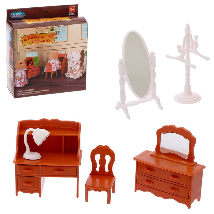 """Набор мебели """"Уют"""" для зверей"""