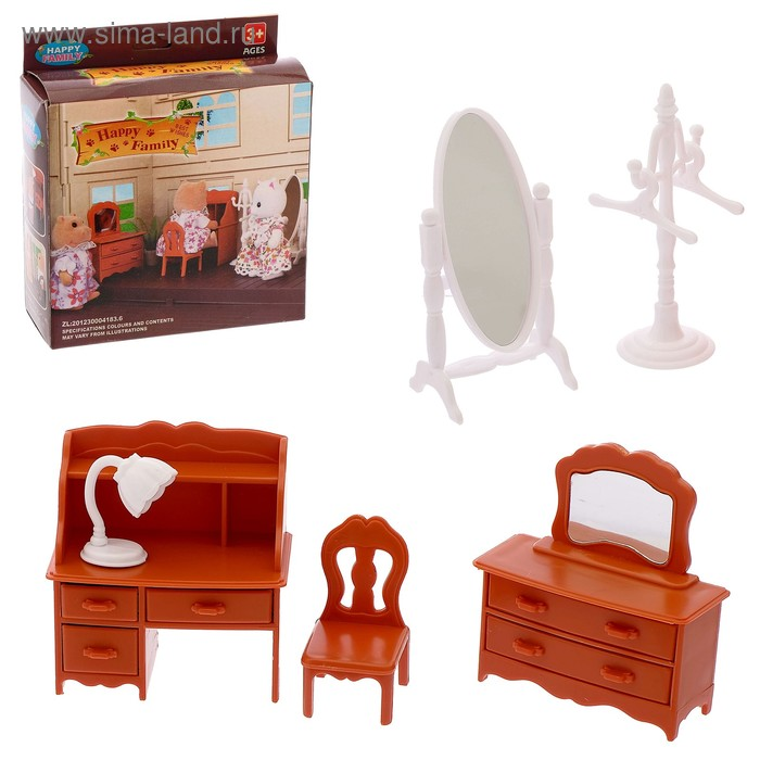 Набор мебели для питомцев «Уютный дом»