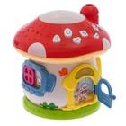 Развивающая игрушка «Грибочек», с проектором, сказки, песенки, звуковые эффекты, МИКС - Фото 2