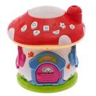Развивающая игрушка «Грибочек», с проектором, сказки, песенки, звуковые эффекты, МИКС - Фото 4