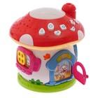 Развивающая игрушка «Грибочек», с проектором, сказки, песенки, звуковые эффекты, МИКС - Фото 5