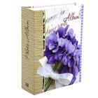 Фотоальбом на 100 фото 10х15 см Image Art, цветы