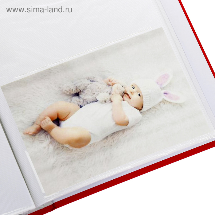 Фотоальбом на 200 фото 10х15 см Image Art, детский, МИКС