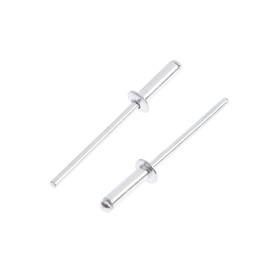 Заклёпки вытяжные TUNDRA krep, алюминий-сталь, 3.2 х 12 мм, в пакете 50 шт. Ош