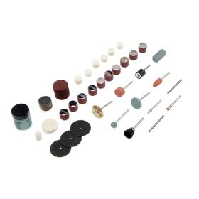 Набор насадок для граверов и бормашин TUNDRA basic, 105 предметов Ош