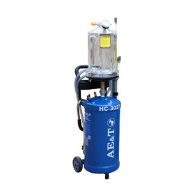 Установка замены масла AE&T HC-3027,  с предкамерой, 30л, 6-8 бар, 150-200 л/мин, 6 щупов Ош