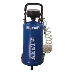 Установка маслораздаточная AE&T HG-33026, пневматическая, не более 6 бар, 13.5 кг Ош