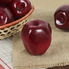 Муляж d-8 см яблоко бордо Ош