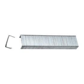 Скобы для мебельного степлера MATRIX MASTER, 6 мм, тип 53, закаленные, 1000 шт. Ош